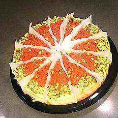 Knafa Cheesecake