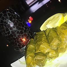 Non-vegetarian grape leaves(1 dozen)