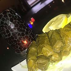 Vegetarian grape leaves(1 dozen)