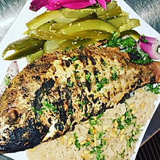 Red Snapper *Whole Fish*
