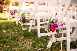 floral isle arrangement