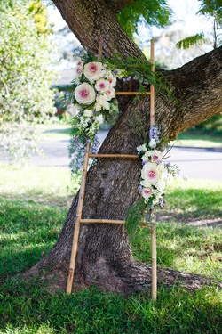special wedding floral decorations