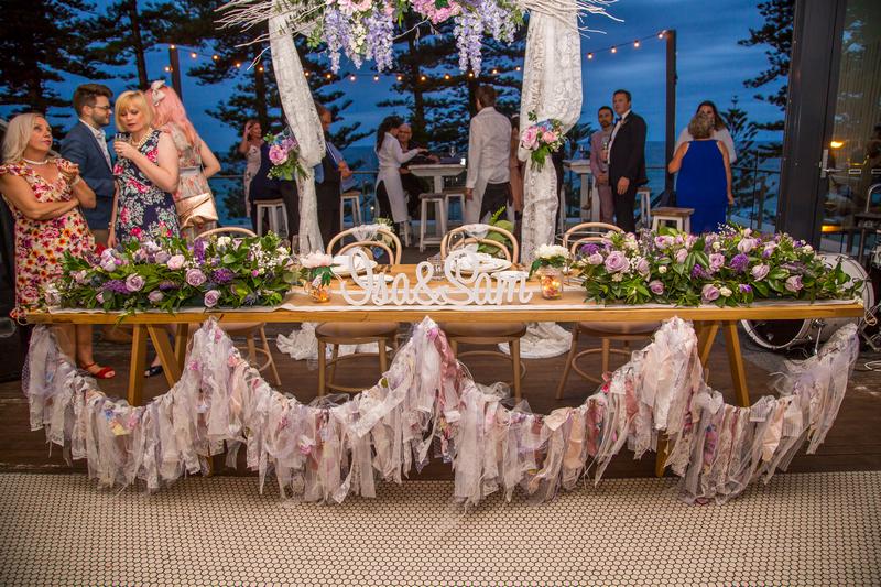 custom  bridal bunting