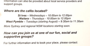 D Caf - Dementia Cafe