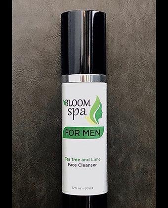 Bloom Spa For Men Face Cleanser