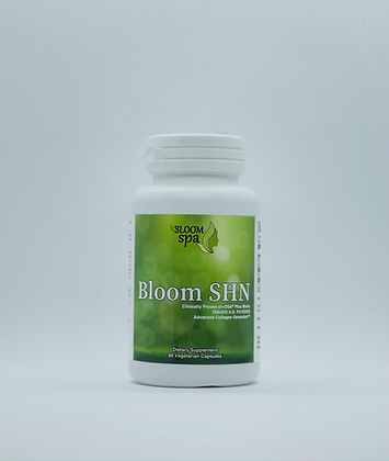 Bloom Spa Skin, Hair, Nails 60ct Vegetarian Capsules