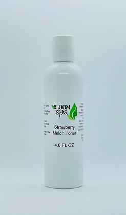 BloomSpa Strawberry Melon Toner 4.0 oz