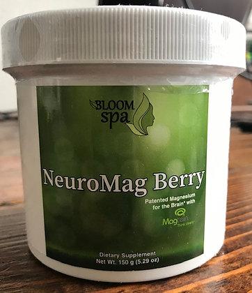 Bloom Spa NeuroMag Berry Powder 150 grams (5.29 oz)