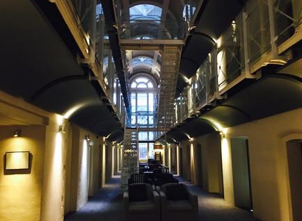 Malmaison Oxford Hotel – 監獄での一夜