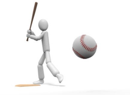 Baseball, not Football!
