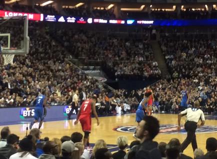 NBA Global Game in London