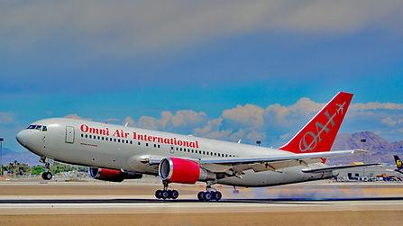 Omni Air International Boeing 767