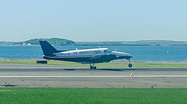 Wiggins Airways Beech 99
