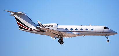 NetJets Gulfstream G450