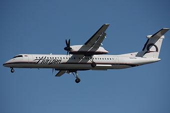 Horizon Air Bombardier Q-400