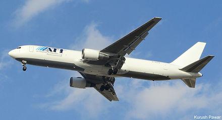 Air Transport International Boeing 767
