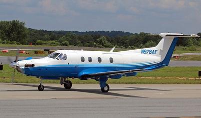 Planesense Pilatus PC-12