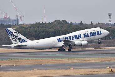 Western Global Airlines Boeing 747