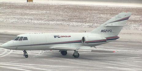 IFL Group Falcon 20