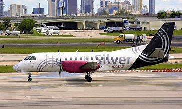 Silver Airways SAAB-340