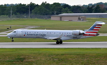 PSA Airlines CRJ-700