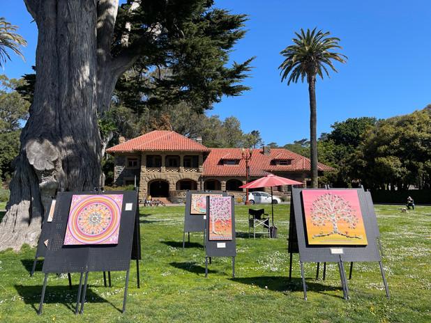 McLaren Lodge Golden Gate Park San Francisco