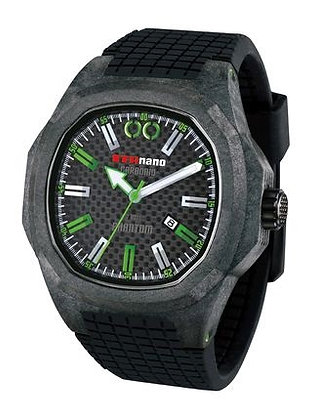 PHANTOM Carbon 49 Quartz – Black × Green