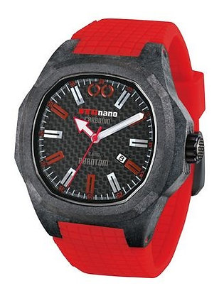 PHANTOM Carbon 49 Quartz – Red × Red