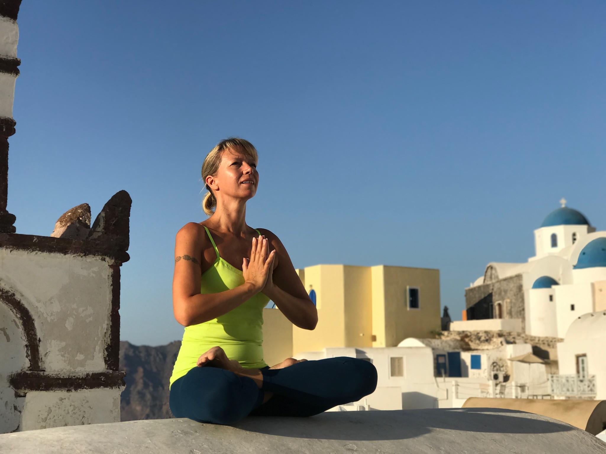 Slow Flow Yoga - Zoom