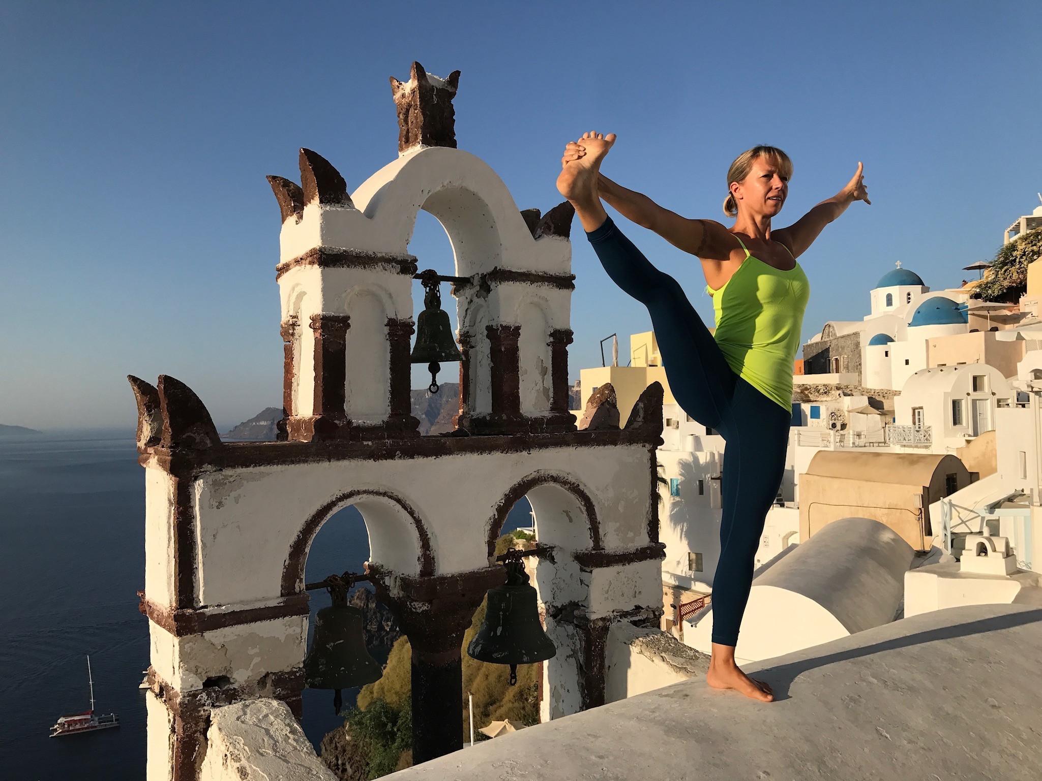 Dynamic Vinyasa Yoga - Zoom