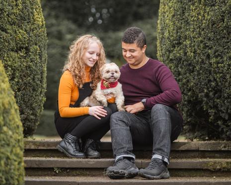 Teddy & Family