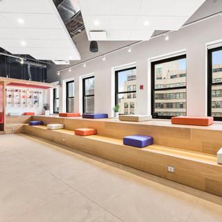 Städtisches Interior Design