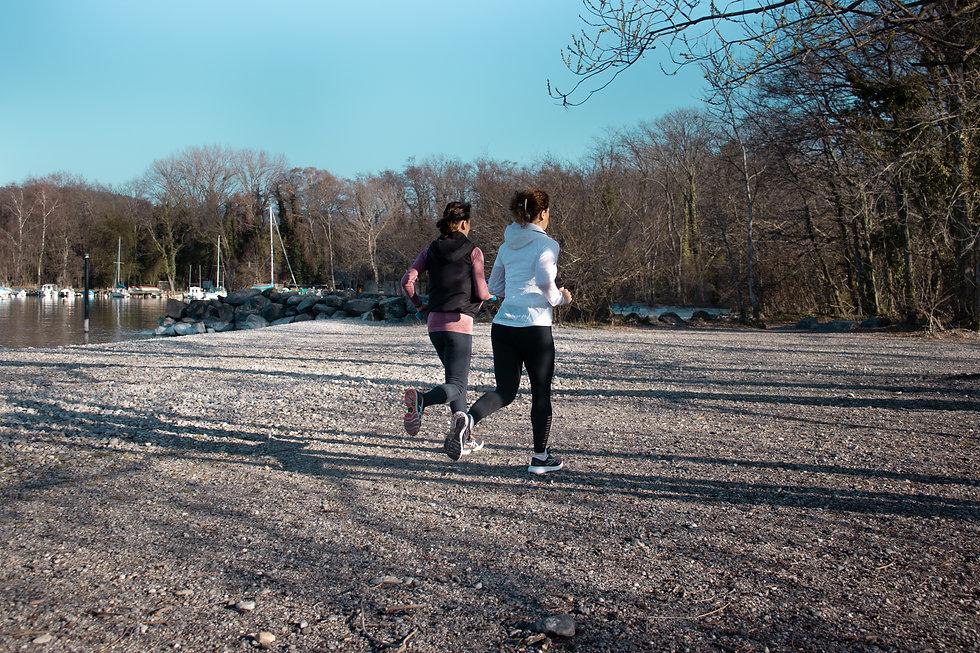 cours running coach sportive allaman femmes course à pied perte de poids femmes