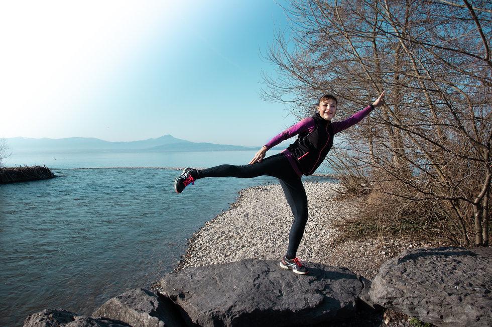 marie-claire coach sport et nutrition allaman femmes extérieur equilibre corps
