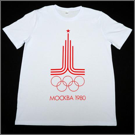 Футболка олимпиада 80  в Домодедово