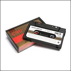 Оцифровка аудио кассет в Домодедово