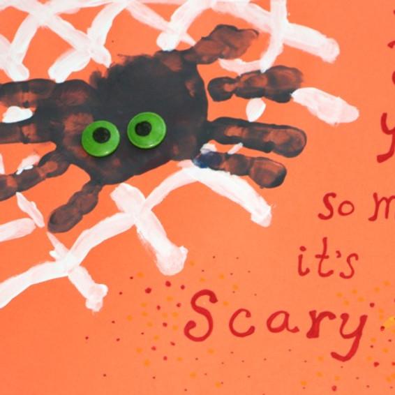 Spooky Crafty Storytime!