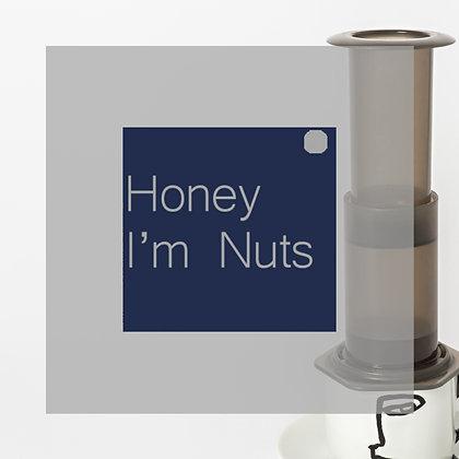 Honey I'm Nuts- Single Estate-250 gms