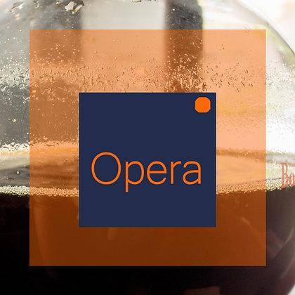 Opera- Cold Brew Blend- 250 gms