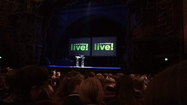 Bringing Science to Life  -GCSE Science Live! 2015