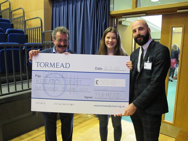 A very special KYTOS Guest Speaker - Professor Robert Winston joins Tormead