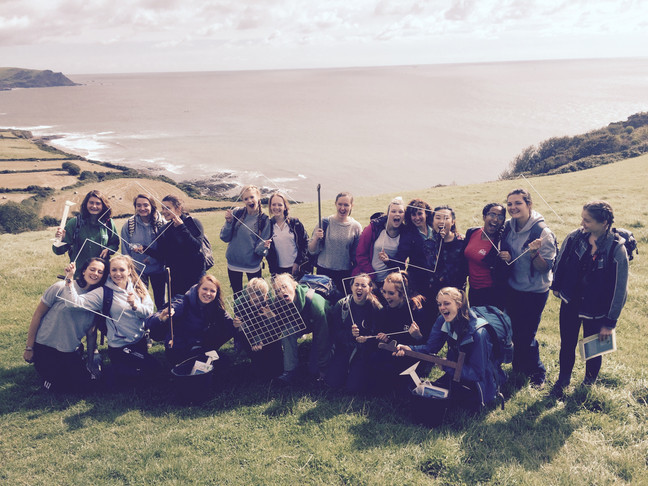 A few days by the beach - U6 Biology Field Trip to Slapton Ley, Devon, 2015