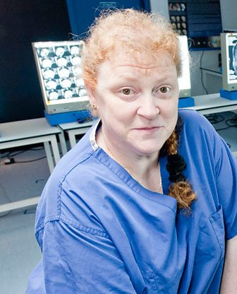 A Skype call with Professor Dame Sue Black, Forensic Anthropologist