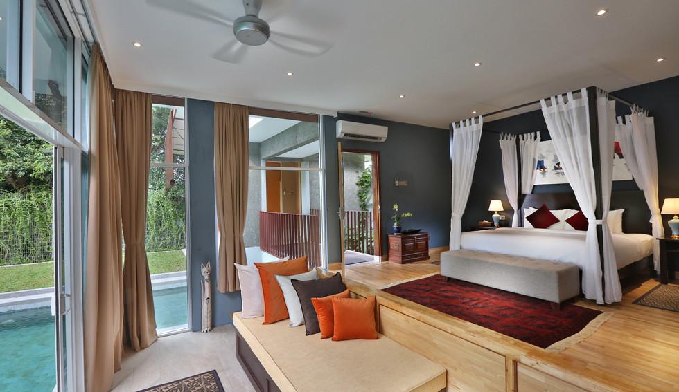 Machinchang - Bedroom