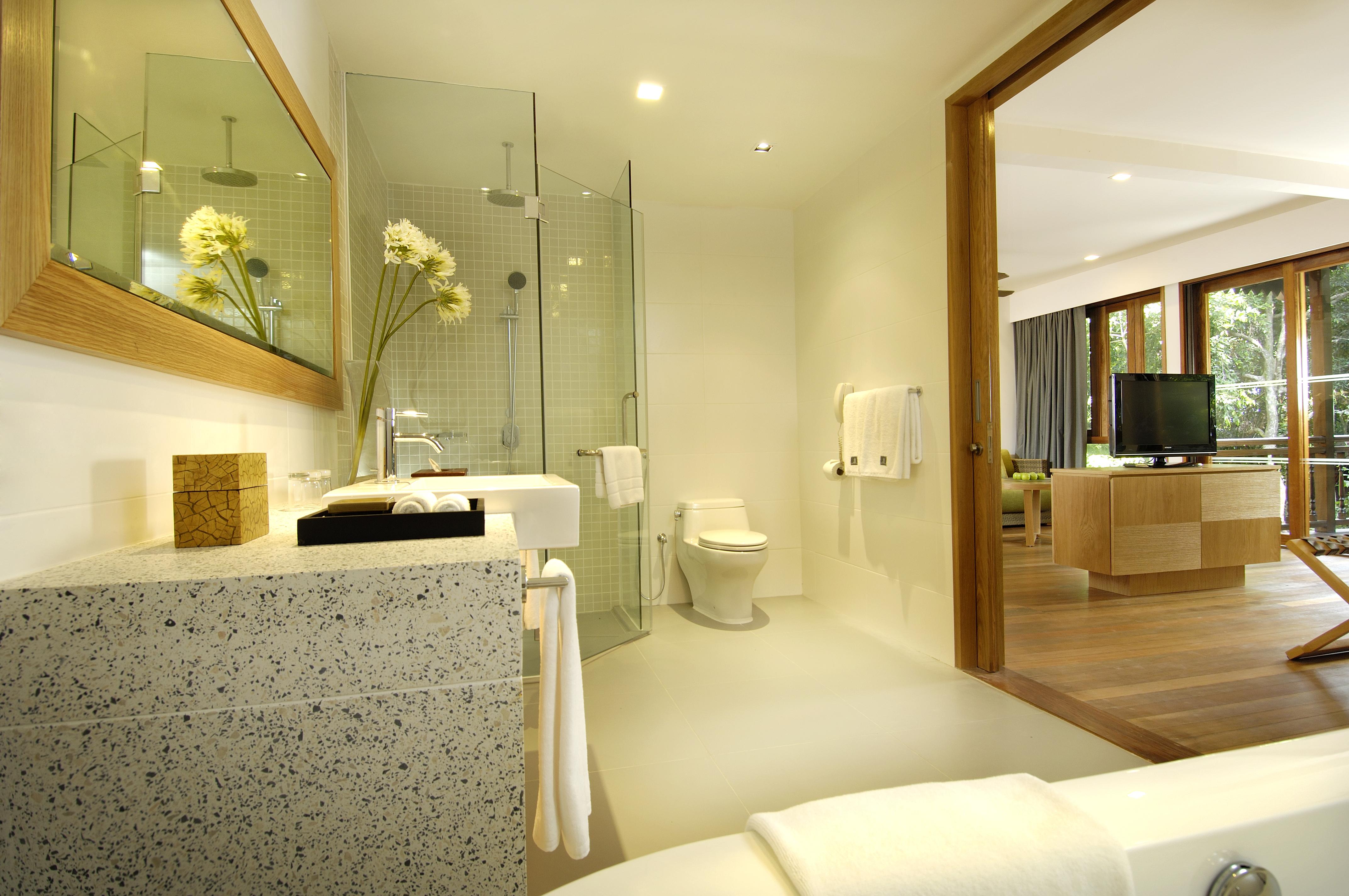 Berjaya-Langkawi-Resort-Rainforest Studio - Bathroom View