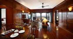 Berjaya-Langkawi-Resort-Presidential Suite - Living Hall Interior