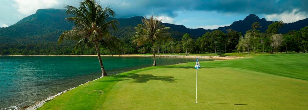 ELS golf Langkawi