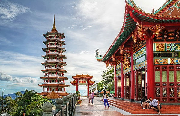 Chin Swee Temple Genting