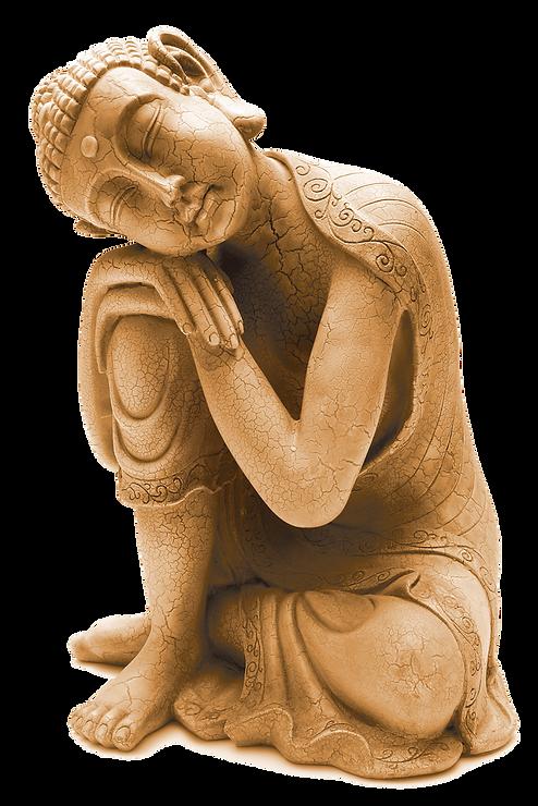 Statue buddhiste