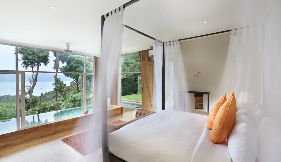 Kemarong- Bedroom